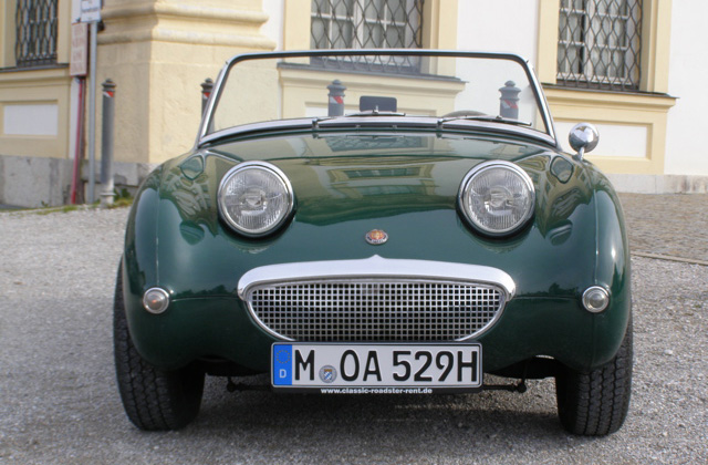 The Austin Healey Sprite Mk I The Frog Classic